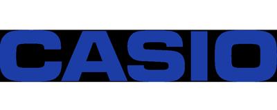 logo montre casio femme