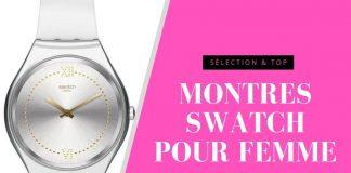 meilleure montre swatch femme